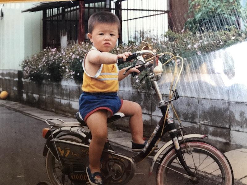 慎矢バイク
